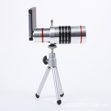 Big sale Universal Clip On 18X Telephoto Lens Mobile Phone Magnifier Optical Zoom Lens Telescope Camera For iPhone for Sumgung smartphone