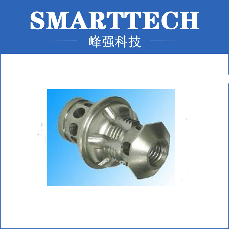 Polished metal spare parts, industry machines accessory, CNC service