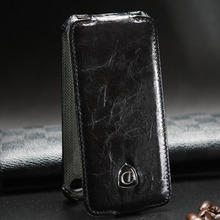 Здесь можно купить   Luxury Cow Genuine Leather Flip Cover for Apple iPhone 5  5S Top quality leather Holster Case For iPhone5 5S Free Shipping IP5X2 Mobile Phone Accessories & Parts
