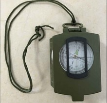 SEWS New Lensatic Compass Military Camping Hiking Metal Survival Marching