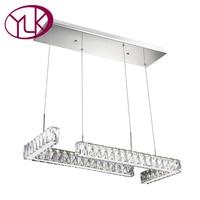 Youlaike Modern LED Chandelier Lighting For Dining Room Creative Design Living Bedroom Hanging Light Fixture LED