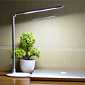 Ajustável portátil levou estudo lâmpada de mesa lâmpada de leitura olhos-protectable novelty presente candeeiro de mesa de leitura 3 níveis de escurecimento table desk lâmpada
