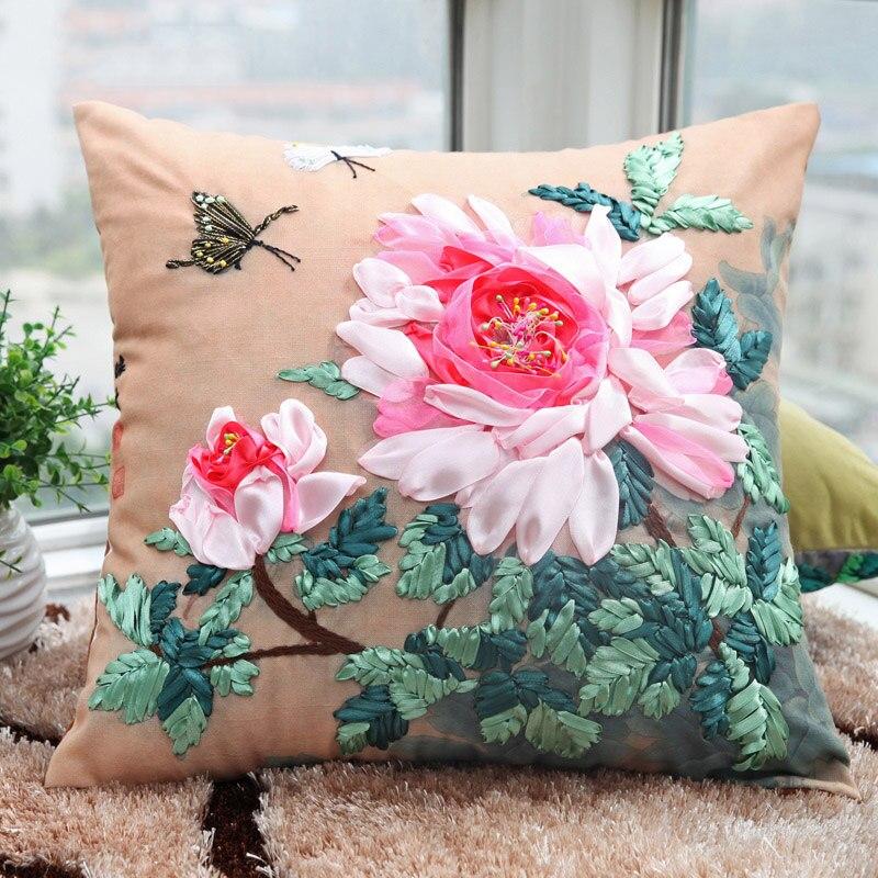 Popular ribbon embroidery kit buy cheap