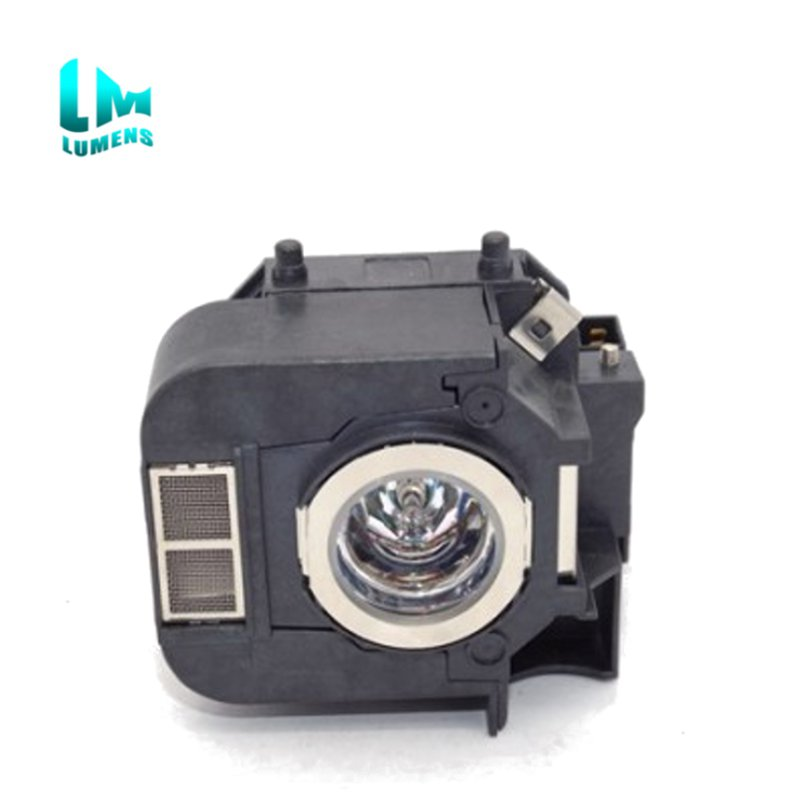 Подробнее о V13H010L50/ ELPLP50 projector lamp replacement bulb  with housing  for Epson EB-825H EB-84H EB-85 PowerLite 826W EB-825 EMP-84HE projector replacement lamp bulb for epson emp 84 eb 824h eb 825 eb 826w eb 84e eb 84he