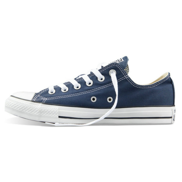 Converse classic all star canvas shoes men and women sneakers low