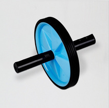 Single Wheeled AB Roller Health abdominal wheel Abdominal muscle wheel Bodybuilding equipment Home fitness AB Roller
