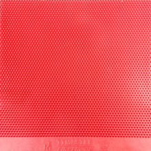 TTMASTER Fireproof RED long pimples out rubbers table tennis pingpong rubber without sponge top sheet NO ITTF