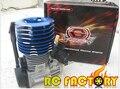 Новый RC Car GO R28 Nitro Двигателя Для 1/8 Багги/Truggy и Модель Синий