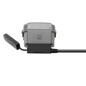 Image 3 - Car Charger For DJI Mavic 2 Pro Zoom Intelligent Battery Charging Hub Mavic 2 Pro Car Connector USB Adapter Battery Car Charger