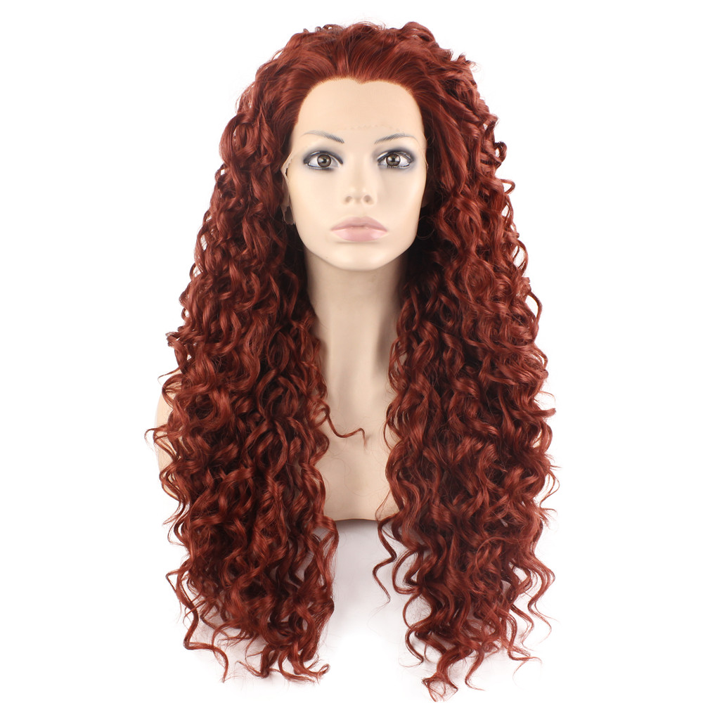 Popular Red Ponytail Wig-Buy Cheap Red Ponytail Wig lots