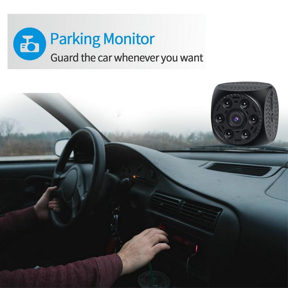 Image 4 - Vandlion Mini Camera Video Cam Voice Recorder Night Vision  Recording Mini Camcorder Digital Recorder A10Mini Camcorders   -