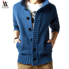 2019New Thick New Fashion Brand Sweater For Mens Cardigan Slim Fit Jumpers Knitwear Warm Autumn Korean Style Casual Clothing Men new fashion brand sweater for mens cardigan slim fit jumpers knitwear warm autumn korean style casual clothing men
