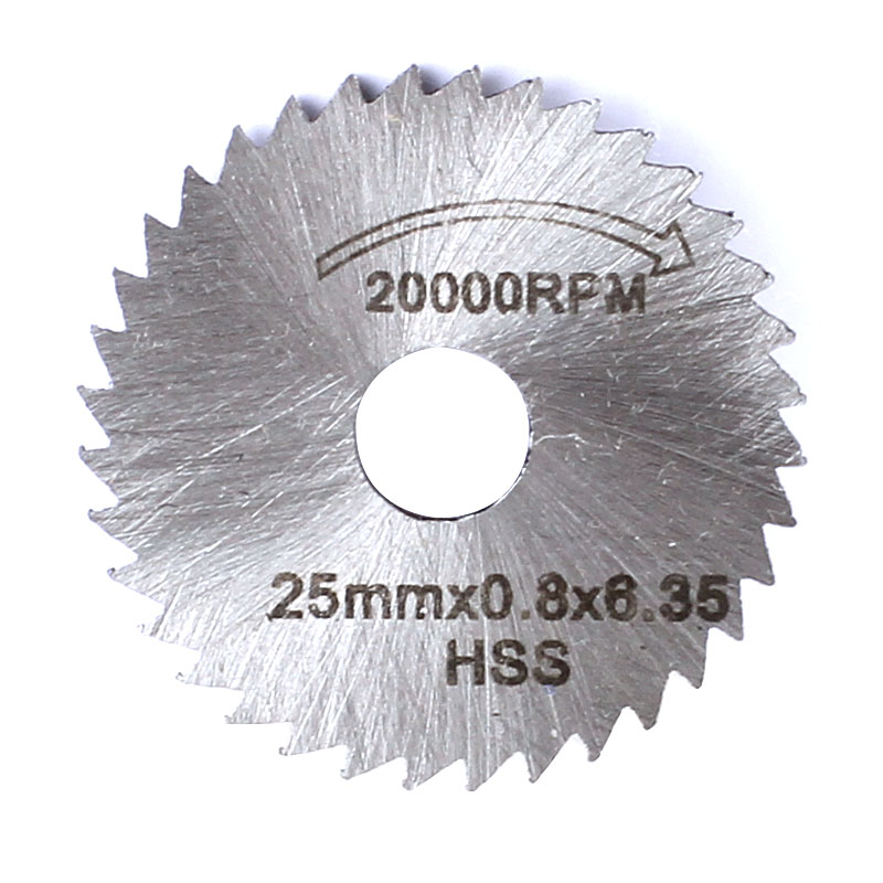 6pcs hss circular saw blade wood acrylic plate cutting discs mini 6pcs hss circular saw blade wood acrylic plate cutting discs mini circle saw rotary tool 22 25 32 35 44 50mm dremel cut off in saw blades from tools on greentooth Gallery
