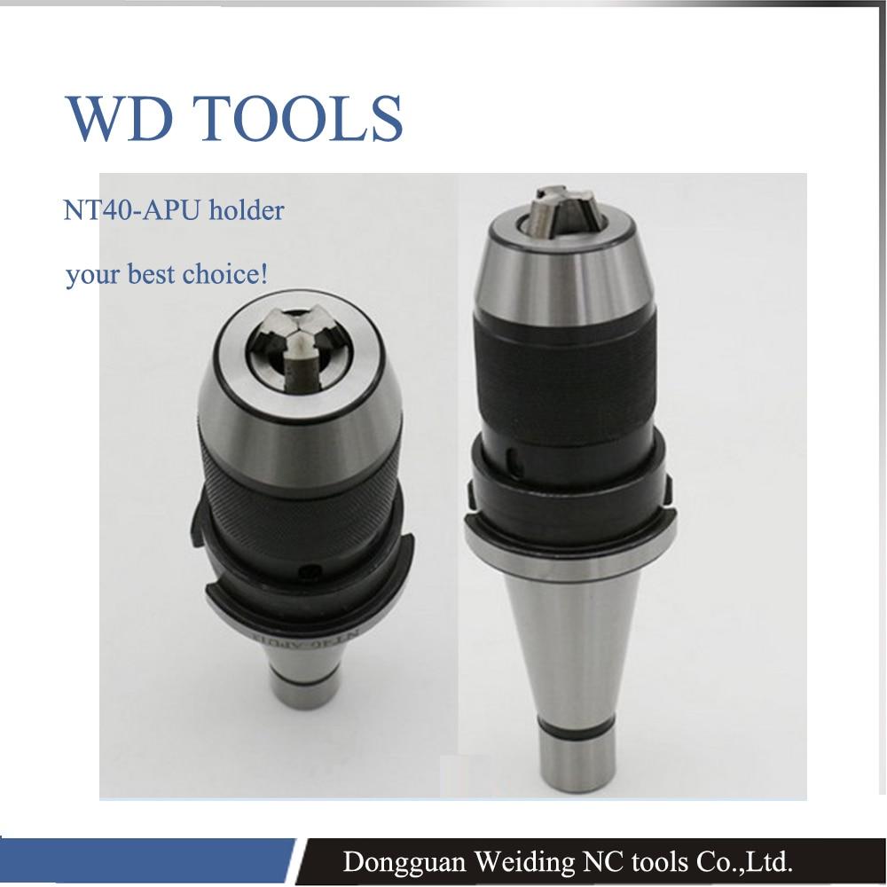 NT40 AP16 110 Drill Chuck Tool Holder China Manufacturer BT APU Drill Chuck Tool Holder