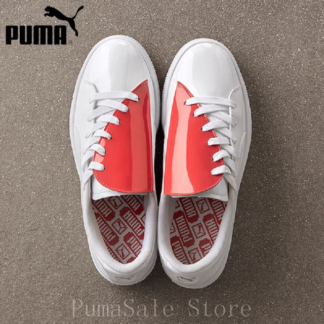 new style 4c52e 8a074 39 In Puma Day 88 Crush Shoes Sneakers Sport Heart Badminton ...
