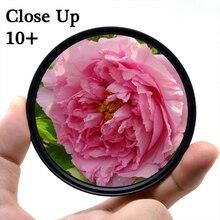 KnightX Macro close up Camera Lens Filter Voor canon sony nikon d600 foto 700d 2000d 200d d5300 60d 49 52 55 58 62 67 72 77 mm