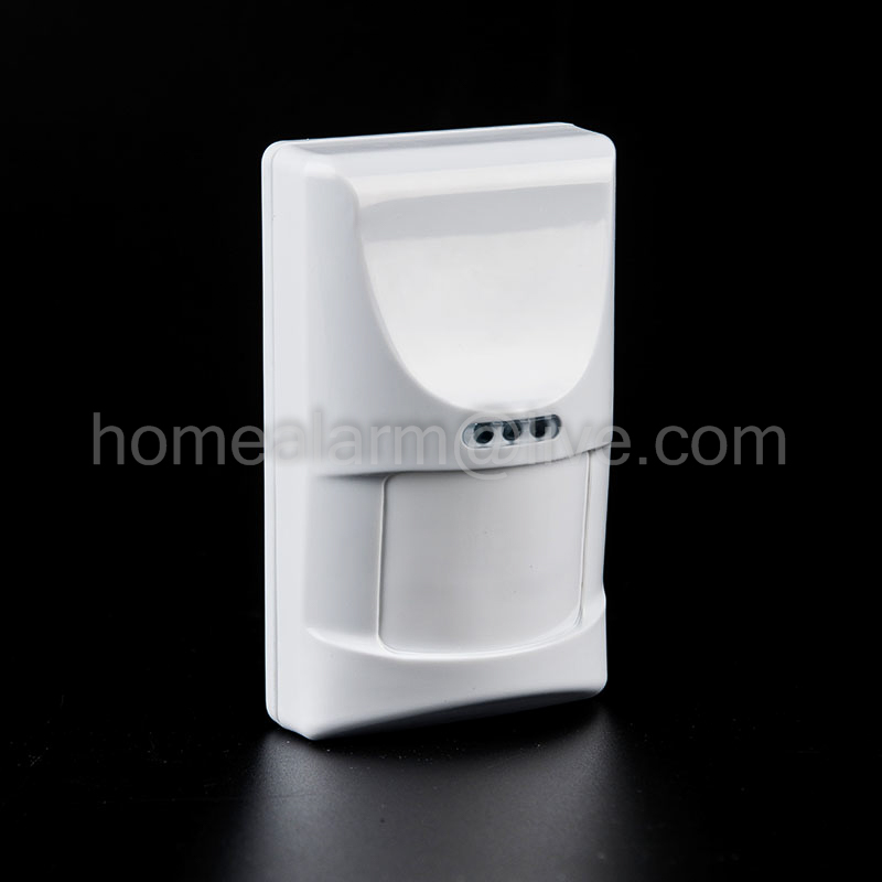 High Quality Pet Friendly Wired PIR Detector Indoor Wired Infrared Passive PIR Sensor for Intrusion Alarm System