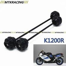 Бесплатная доставка для BMW K1200R 2005-2007 ЧПУ Изменение + Переднее колесо Мотоцикла падение мяч/амортизатор
