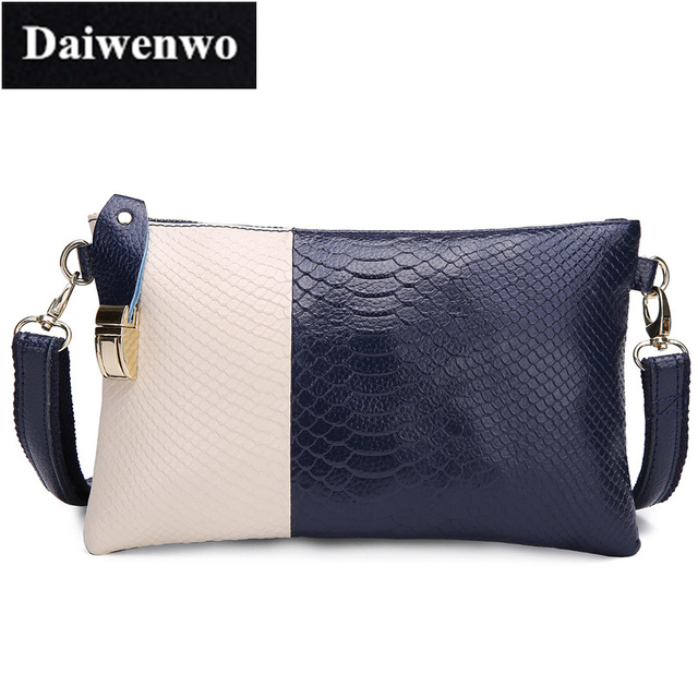 Real Natural Skin Cow Leather Summer Ladies Day Clutch Bag Chain Women Small Handbags Money Phone Shoulder Bag Genuine Leather