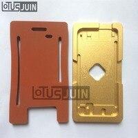 1pcs Aluminum Mould LCD Screen Glass Mold Holder Oca Molds For Apple Iphone 5 5s 5c
