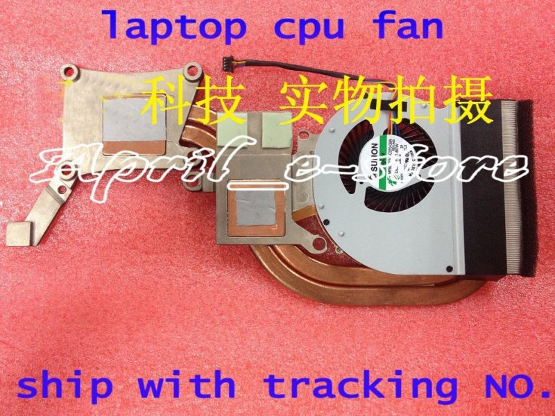 NEW for dell Latitude E6430 CPU FAN HEATSINK 9C7T7 09C7T7 , free thermal paste ,Free shipping ! ! new for asus x552c x552cl x552e x552ea x552ep x552l x552ld x552m x552 cpu fan free shipping