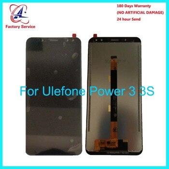 Cho 100% Nguyên Ulefone Điện 3 LCD Hiển Thị + Màn Hình Cảm Ứng Bảng Điều Chỉnh Kỹ Thuật Số Thay Thế Các Bộ Phận Lắp Ráp 6.0