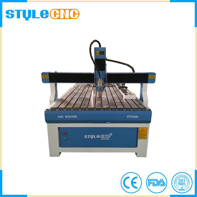 Factory price 1224 advertising woodworking machinery for sale