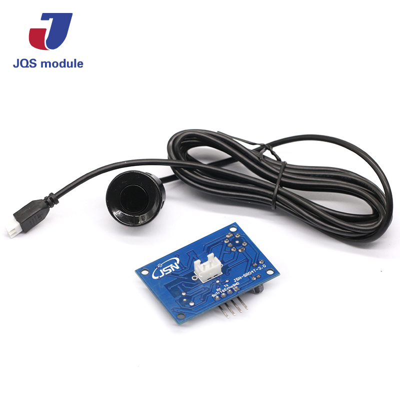 JSN-SR04T DC 5V Ultrasonic Module Distance Measuring Transducer Sensor IO Port Waterproof