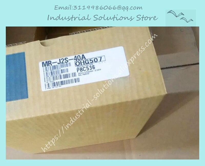 MR-J2S-100A MRJ2S100A Nuovo Originale in scatola AC Servo Driver