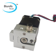 3D printer accessories parts J-Head Bulldog aluminium alloy extruder Without motor free shipping