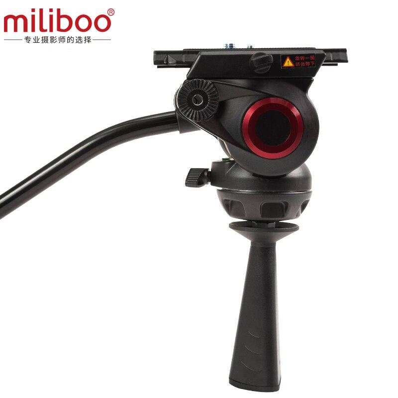 miliboo MYT802 ბაზის ფლუიდი სითხე - კამერა და ფოტო - ფოტო 3