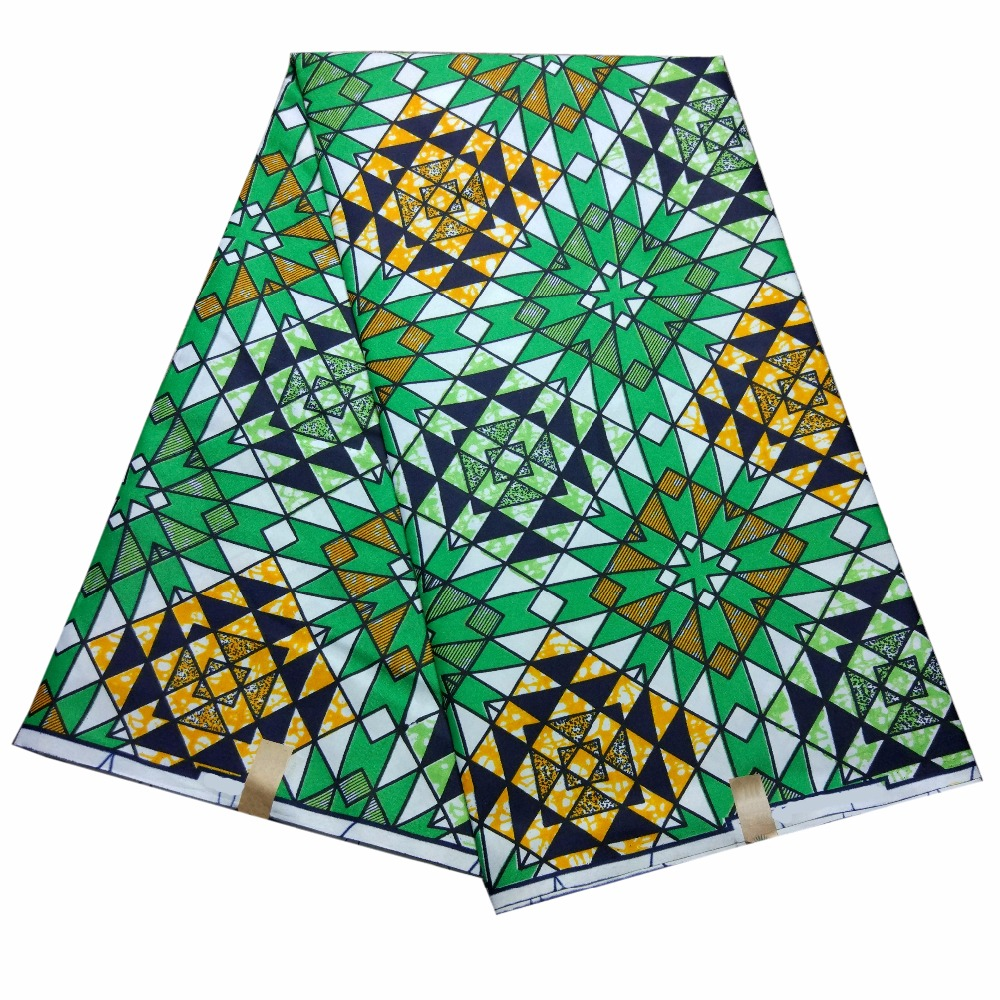 Wholesale african real super wax prints fabric nigeria for Bulk sewing material