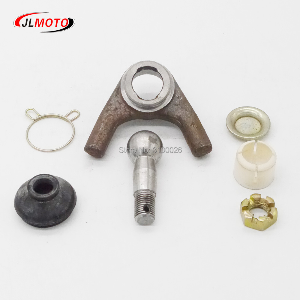 1Set M14 Swing Arm Ball joint Kits Fit For Chinese ATV UTV Go Kart Buggy <font><b>Quad</b></font> Bike Electric Vehicle 250cc <font><b>1000w</b></font> Scooter Parts image