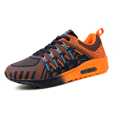 Best Selling Men Running Shoes Big Size 11 Athletic Sneaker Men Flywire Air Walking Sneakers For Men Wearable Men Shoes Athletic