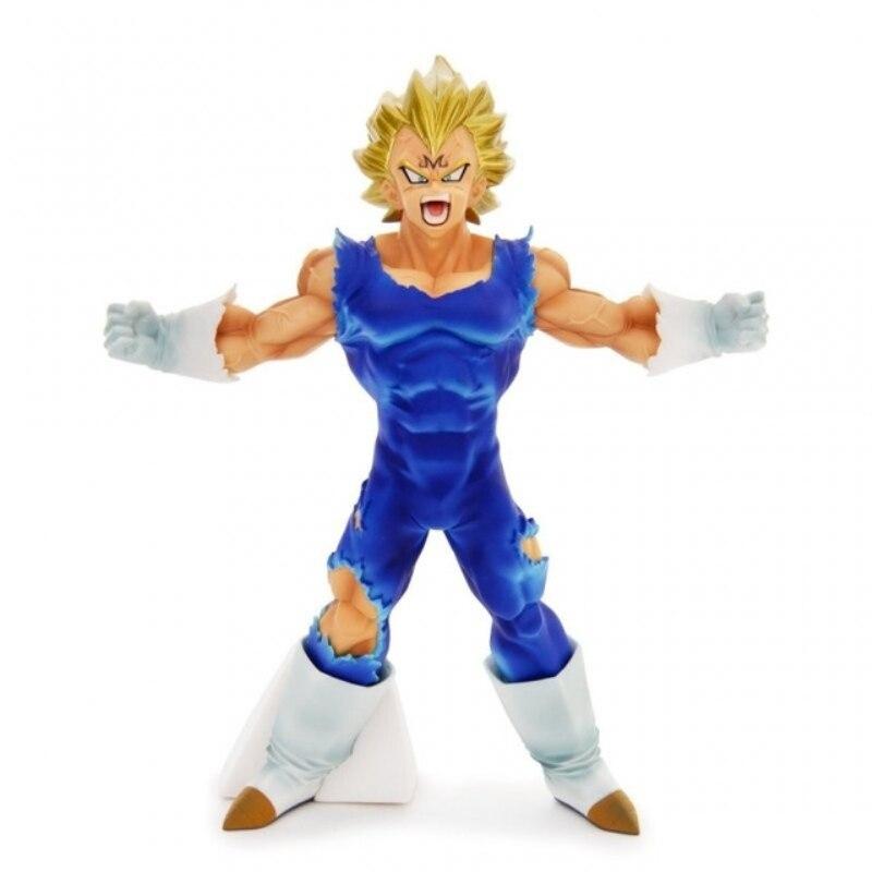 2020 novo 18cm anime dragon ball figura super saiyan demônio vegeta majin ver pvc figura de ação coleção modelo brinquedo