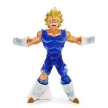 цены на 2018 NEW 18cm Anime dragon ball figure Super Saiyan Demon Vegeta Majin ver PVC action figure collection model toy  в интернет-магазинах