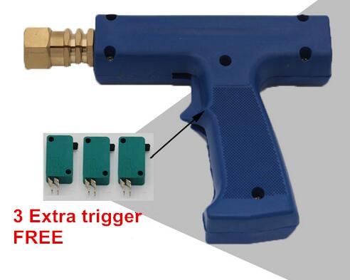 Trend Mark Spot Welding Gun Soldering Torch For Car Dent Repair Trigger Pulling Application Welders, Cutters & Torches