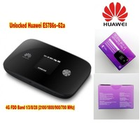 Lot of 43pcs Unlocked New Original HUAWEI E5786 E5786s 62a 4G LTE Advanced CAT6 300Mbps router plus 2pcs antenna,DHL delivery