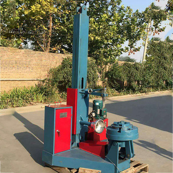 Big Truck  Tire Changer Vertical Type Hydraulic Cart Tubeless Tyre Changing Machine