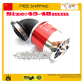 150cc 160cc motorcycle air filter 45mm 48mm GY6 dirt pit bike atv quad monster cleaner accessories free shipping