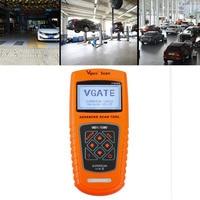 Vgate Hot Styling OBD2 OBDII Auto Car Scanner Advanced Live Data Code Reader Professional Automotive Diagnostic