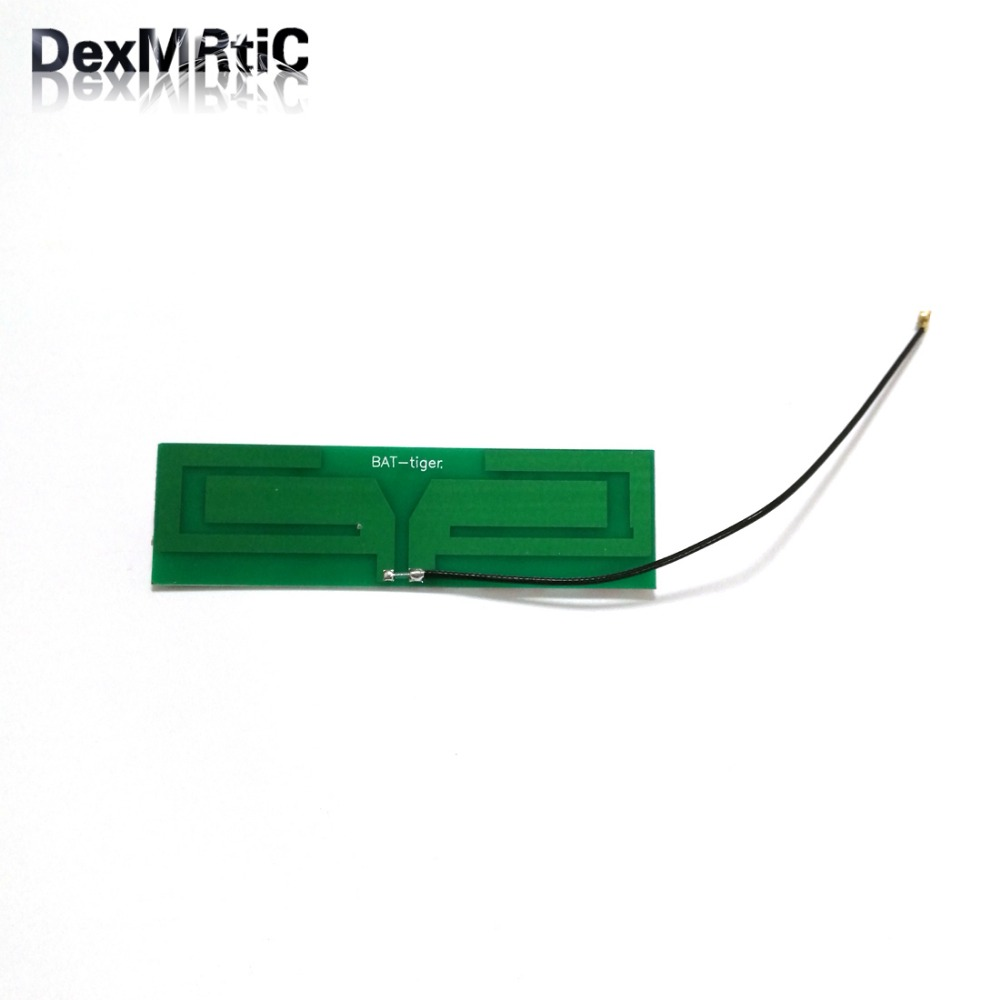 Punctual 900/1800mhz Gsm Internal Antenna 6dbi High Gain Module Aerial Pcb 75*22*0.6mm Antennas For Communications Cellphones & Telecommunications