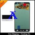 Envío Gratis + Tracking No. 100% Orignal Para Samsung Galaxy A3 A3000 LCD Digitalizador Asamblea con el botón casero Blanco/negro/Oro