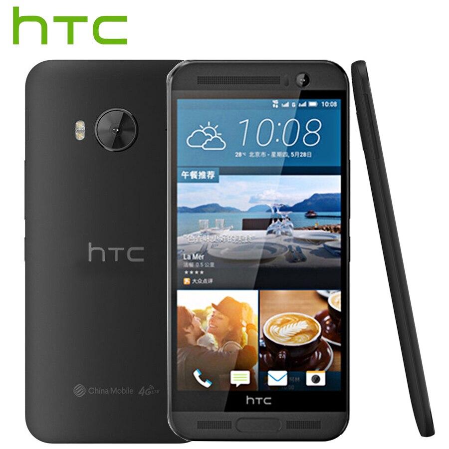 Unlocked Original  HTC One ME M9ew Dual SIM 4G LTE Mobile Phone Octa Core 3GB RAM 32GB ROM 5.2 inch 2560 x 1440P 20MP Smartphone