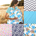 Cotton Nursing Cover 2016 Breastfeeding Cover Baby Infant Breathable Muslin nursing cloth large size big  feeding cover