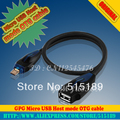 GPG Micro USB Host mode OTG cable
