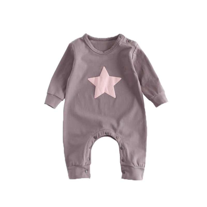 Autumn Cotton Newborn Baby Clothes Boys Girls Romper Next Roupas De Bebes New Born Girl Costume Spring Clothes Baby Clothing hot new autumn fashion baby rompers cotton kids boys clothes long sleeve children girls jumpsuits newborn bebes roupas 0 2 years