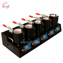 Multifunctional Heat Press Machine for Mug Cup 5 in 1 Heat Transfer Machine with temperature control