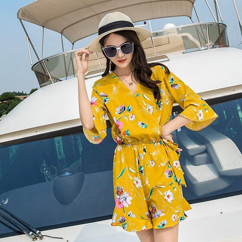Sukienki Lato 2019 Nowy Wakacje Nad Morzem Słodki Czeski