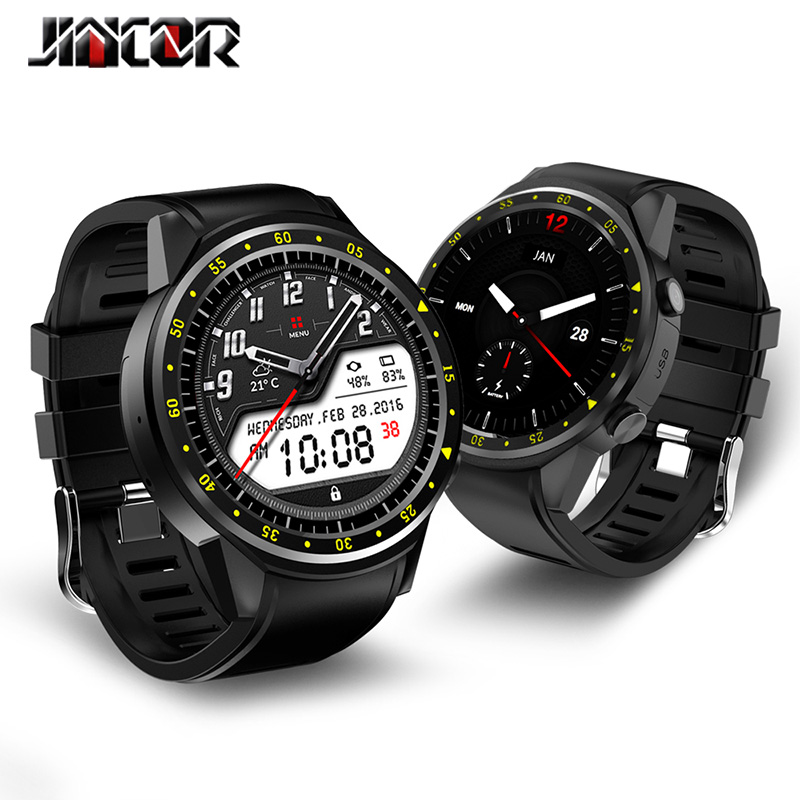 F1 Sport Smart Watch with Camera GPS Bluetooth Smartwatch SIM Card Wristwatch  Phone Wearable Devices For Android IOS new curren x4 smart phone watch heart rate step counter stopwatch ultra thin bluetooth wearable devices sport for ios android